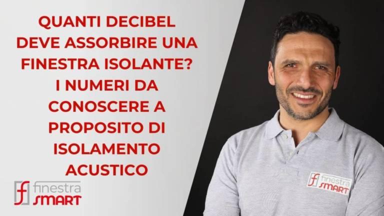 abbattimento_acustico_infissi_finestrasmart_lema_serramenti: foto di Massimiliano Aguanno con titolo dell'articolo in rosso