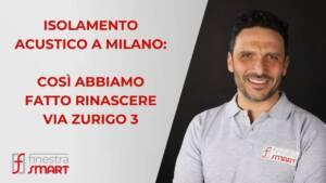 isolamento_acustico_milano_finestrasmart_lema_serramenti: foto di Massimiliano Aguanno con titolo dell'articolo in rosso